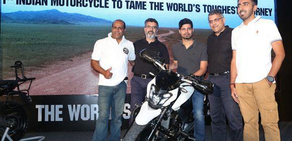 Bajaj Dominar is the 1st Indian Bike to finish Trans-Siberian Odyssey