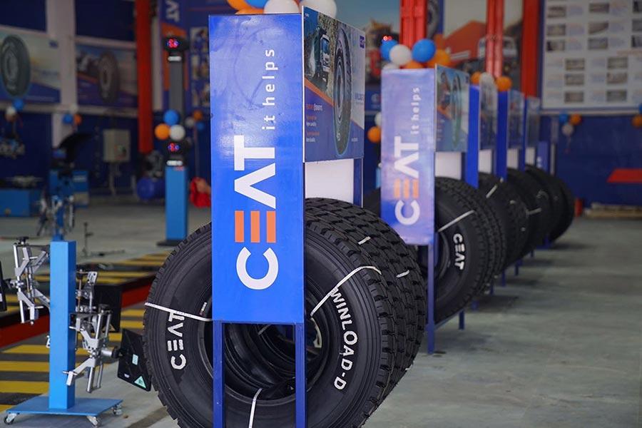 CEAT Truck Service Hub Kolkata