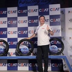 CEAT Zoom Rad X1 Premium Radial Tyres Launched at IBW 2017
