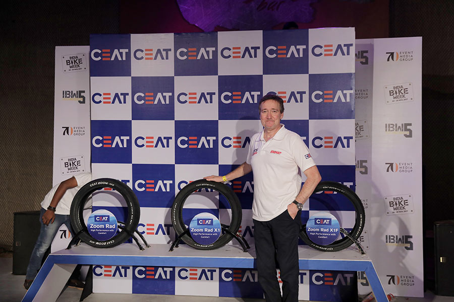 New Zoom Rad X1 CEAT Tyre