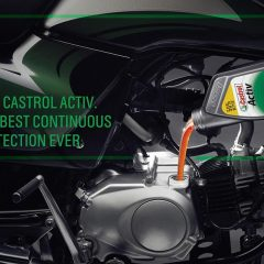 New Castrol Activ Engine Oil with improved Actibonds Launched