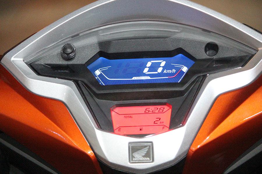 All Star Hyundai >> Honda-Grazia-Fully-Digital-Speedometer-Photo - GaadiKey