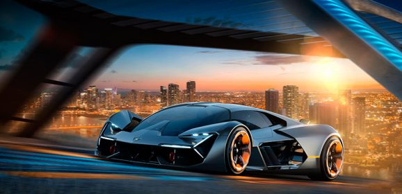 Lamborghini Terzo Millennio Electric Super Sports car is here