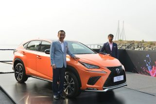Lexus NX300H Hybrid Electric Car Launched in India