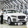 All New Jaguar F Pace Made in India