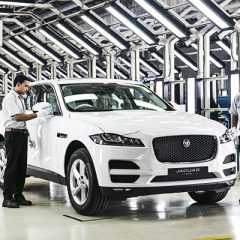 India made Jaguar F-PACE Launched in India at Rs 60.02 Lakhs