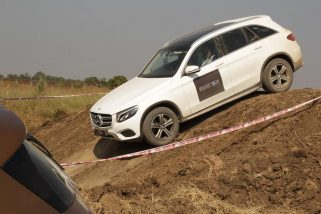 Mercedes-Benz kicks-off 'Brand Tour' in India