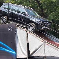 Mercedes-Benz India Brings Luxe Drive to Mumbai