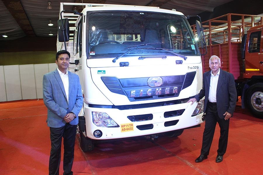 New Eicher Variants for Ecommerce Industry
