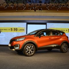 Renault CAPTUR Launched in India starting at Rs 9.99 Lakhs