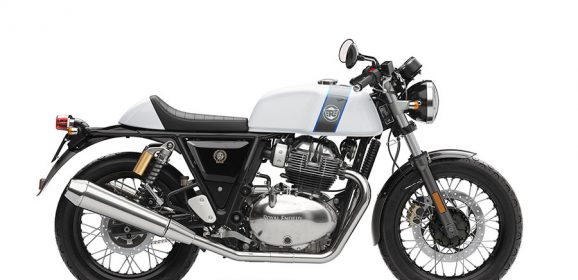 Royal Enfield Interceptor INT 650 and Continental GT 650 Announced