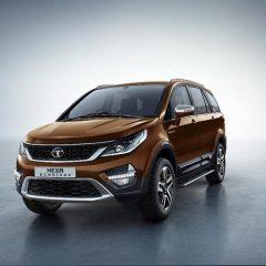 Tata Motors Passenger Vehicles Grows 31% in December 2017