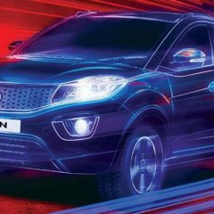 Tata Nexon embarks on a Star Wars Adventure in India