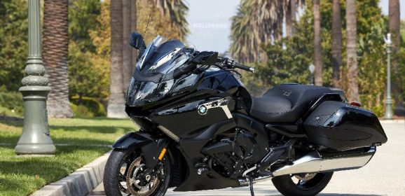 The new BMW K 1600 B launched in India