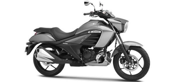 Suzuki Two Wheelers Rounds Up 2017 with 50% YoY Growth in December