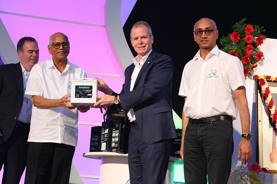 Amara Raja Foundation Day Limited Edition Battery Introduced