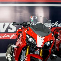 Apache RR 310 Race Edition to get 4 New Changes