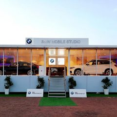 BMW to enthrall Patna with the BMW Mobile Studio