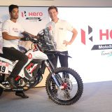 Hero RR 450 Rally Bike Unveiled For First Time in India