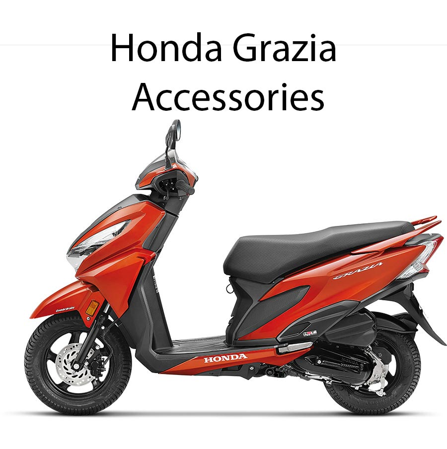 Accessories for Honda Grazia; Honda Grazia Accessories