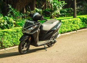 Honda Grazia Review – The Brightest Scooter Yet