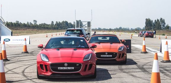 Jaguar Land Rover India Finishes 2017 with 49% Growth