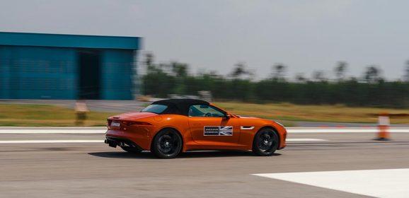 Jaguar Brings Art of Performance Tour to Bengaluru