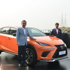 Lexus NX300h Now Priced at INR 53.18 lakhs in India