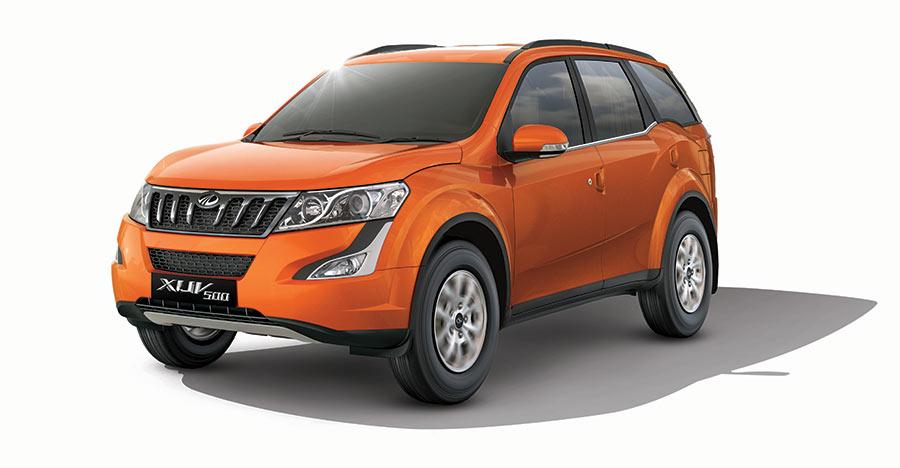 Mahindra XUV500 Petrol Variant