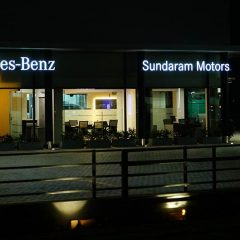 Mercedes-Benz India opens First Luxury car workshop in Salem