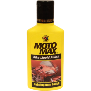 Motomax bike polish