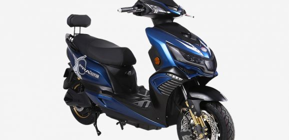 Okinawa Praise  – Fastest Electric Scooter Launched  in India