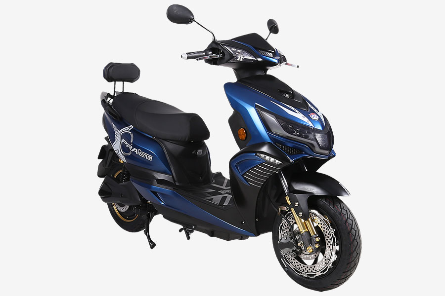 Okinawa Praise Fastest Electric Scooter Launched In India Gaadikey