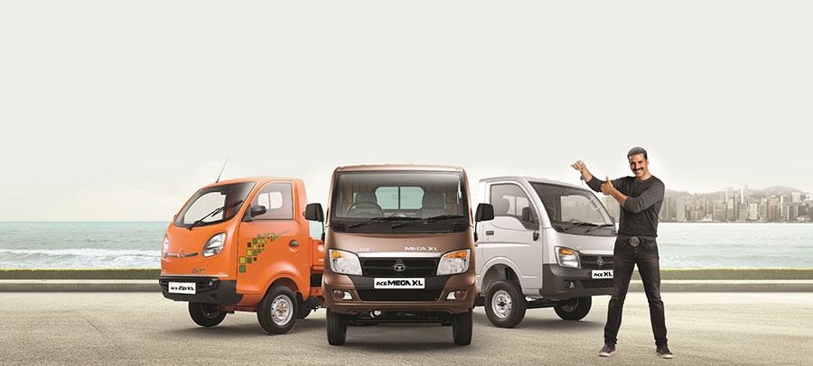 Tata ACE 20 Laksh Sales Milestone