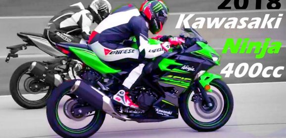 Kawasaki Ninja 400, ZX-10R SE to be shown at Auto Expo 2018