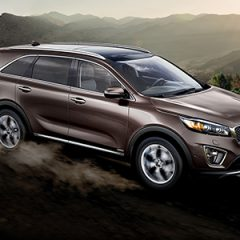 2018 Kia Sorento Spotted in India