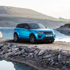 2018 Range Rover Evoque Landmark Edition Priced at Rs 50.20 Lakh