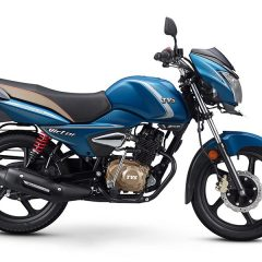 2018 TVS Victor Matte Series Launched