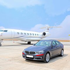 BMW India Partners with Bengaluru International Airport (KIAL)