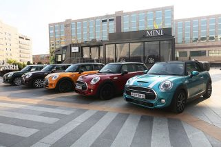 MINI comes to Bhubaneshwar