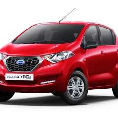 Datsun RediGO AMT Launched at INR 3,80,600