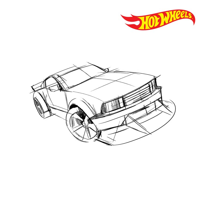 Hot Wheels Concept Front Photo 2