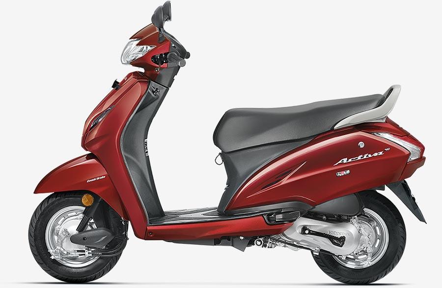 Honda Activa 4G New Milestone South India