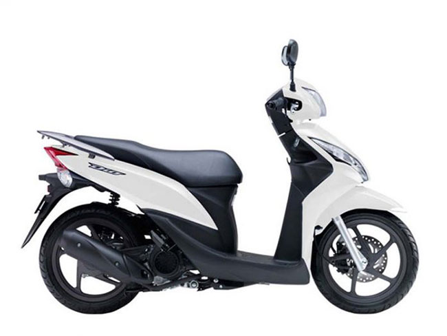 Honda NSC 110cc scooter launch in India