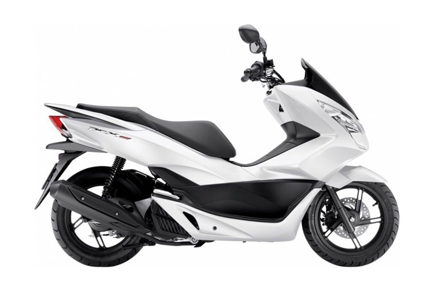 Honda PCX 150 Scooter Launch