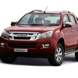 2018 ISUZU D-MAX V-Cross Launched in India