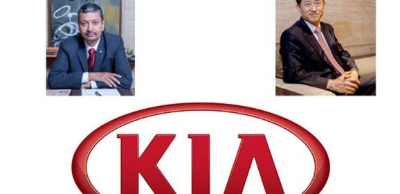 Kia Motors India Announces 2 New Appointments