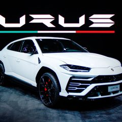 Lamborghini URUS Super Luxury SUV Launched in India at Rs 3 Crores