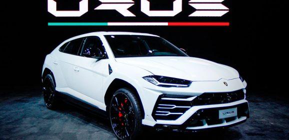 Lamborghini URUS Super Luxury SUV Launched in India at Rs 3 Crores