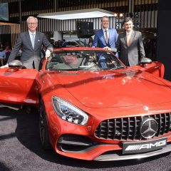 Mercedes-Benz inaugurates two luxury facilities in a day in Mumbai